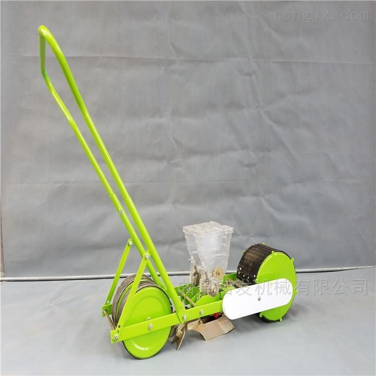 高效胡萝卜辣椒播种机 家用大棚蔬菜精播机