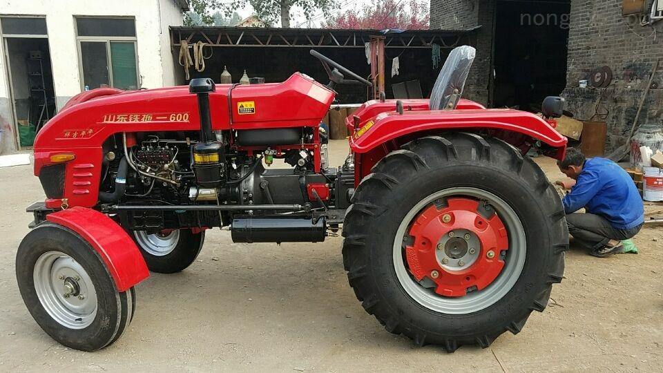 大豆收割割晒机 山地谷物收割机 四轮拖拉机