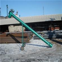 螺旋提升機螺旋上料機* 有軸螺旋輸送機結構特
