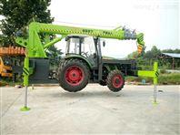 厂家直销  东风福田12吨吊车起重机吊机
