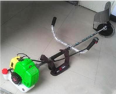手推式电动割草机茶园 速度快割草机