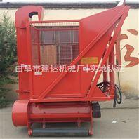 饲料收获机 牧草收割设备 秸秆粉碎回收机