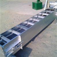 不锈钢尼龙刮板式输送机,化肥装罐用提升机