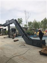 刮板輸送機不銹鋼刮板輸送機加工防塵 水泥粉刮板機