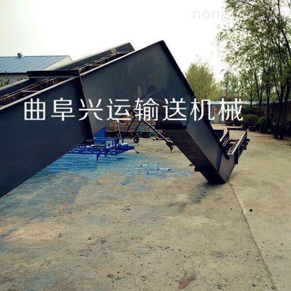 熟料型埋刮板输送机轻型 水泥粉刮板机