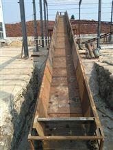 鏈板輸送機單板鏈刮板機熱銷 板式輸送機生產線