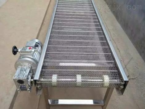 模块式网带输送机厂家 水平直线输送