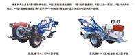 东风15手扶拖拉机