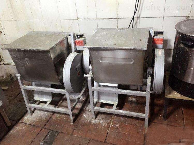 木材破碎机拌凉菜 效率高和面机