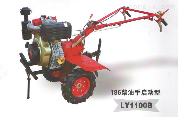 全能两驱旋耕机旋耕_机产品展示 操作简单旋耕机