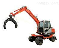 W65-8夹装机农用挖掘机