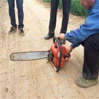 轻便多功能起树机 冲击式铲头移苗挖树机