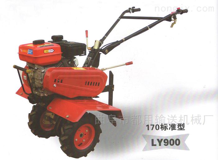 手扶小型拖拉机农用除草旋耕机土壤耕整机械
