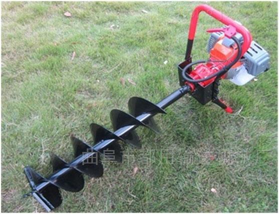 大棚挖坑机各种果树施肥 现货