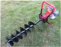 立式挖坑机果树汽油地钻坑 动力强劲