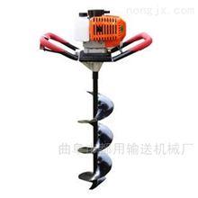 挖坑機蘋果樹種植打眼機埋樁打坑機 勞動強度低x