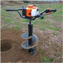挖坑機大馬力挖坑機小型手提打坑機 操作方便安全