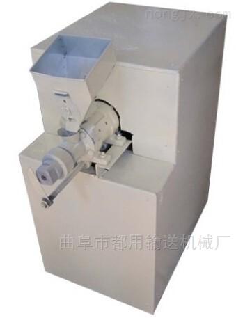 单螺杆挤压式膨化机膨化饲料机 耐磨程度高