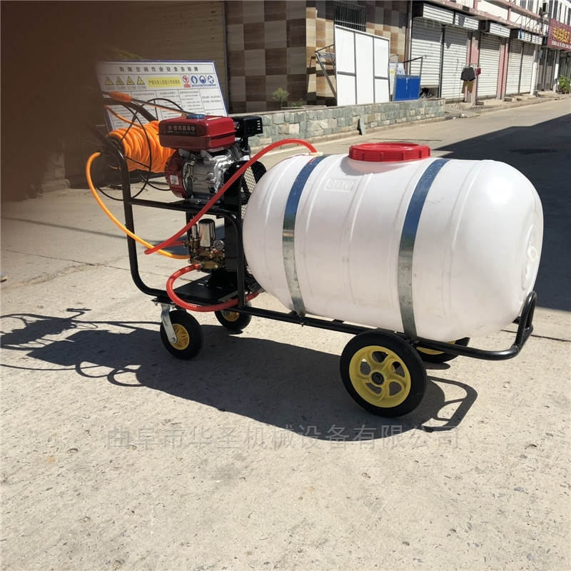 高揚程果園殺蟲除草機 大容量汽油打藥機