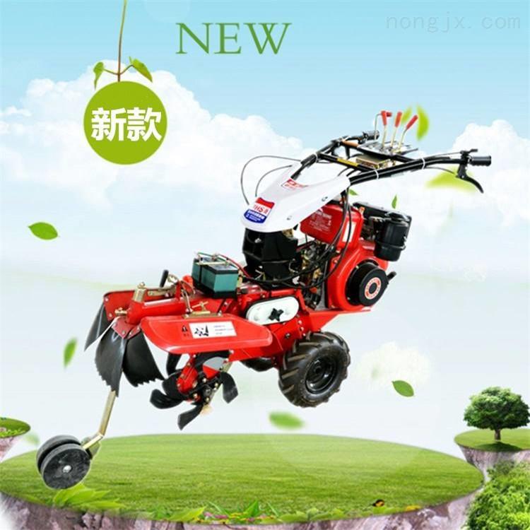 農用多功能小型微耕機廠家直銷