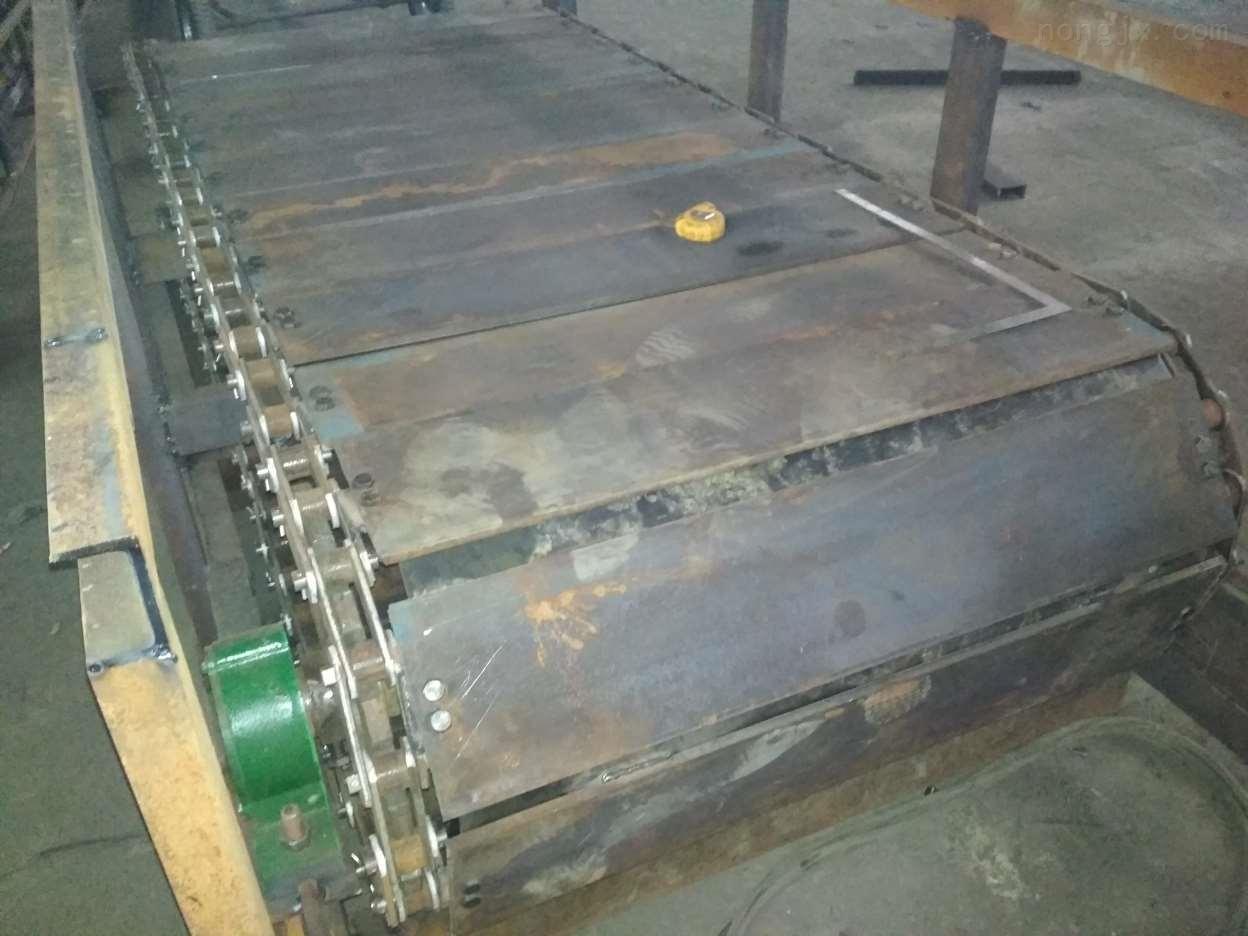 垃圾回收链板输送机运输平稳 链板提升机xy1链板输送机