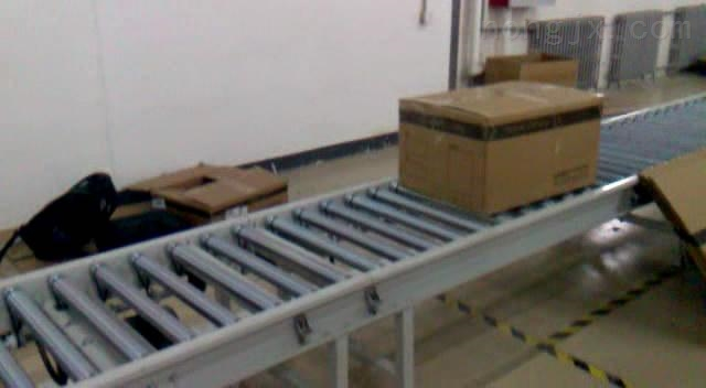 大连滚筒输送机 水平输送滚筒线碳钢喷塑辊筒输送机