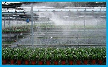 溫室大棚加濕設備