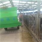 机械化养殖喂料车 自动喂牛车 多容量撒料车