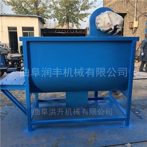 畜牧机械饲料搅拌机 奶牛场饲草加水混料机