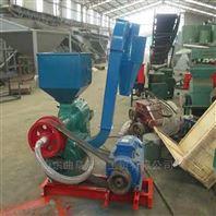 玉米稻谷高粱砂轮式碾米机