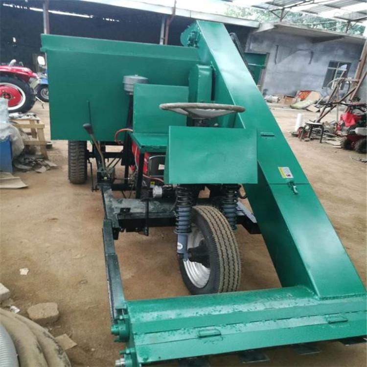 RH-QFC-2-铲粪车价格 粪便自动清理机 饲养圈清粪车