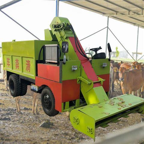 清粪车新型畜牧机械 5立方铲粪车
