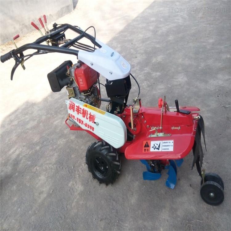 RH-TYGLJ-手扶小型田园管理机 柴油10马力旋耕机