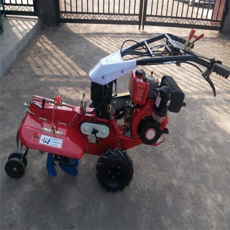 RH-TYGLJ-抽水浇地手扶式田园管理机 开沟起垄除草机