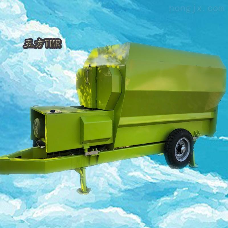 新疆牛场立式搅拌机 全混合日粮饲料制备机