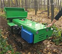 溫室大棚履帶式開溝機 柴油電啟動施肥機