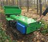 葡萄园自走式施肥机 低矮型履带旋耕开沟机