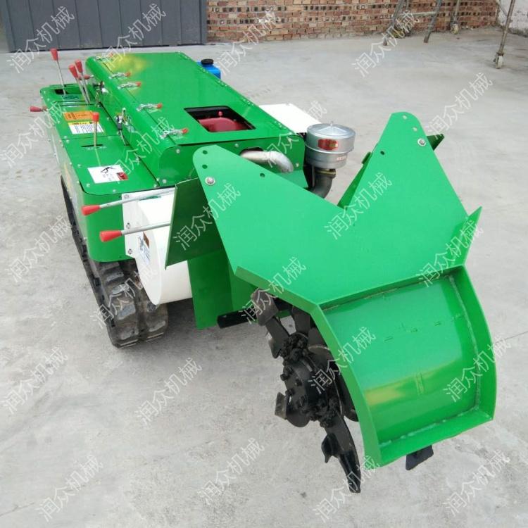 RZ LD-2-农用果园开沟施肥机 自动行走的田园管理机