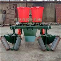 施肥喷药种植覆膜机 红薯起垄铺地膜机