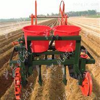 花生玉米铺膜播种机单行手扶地瓜起垄机