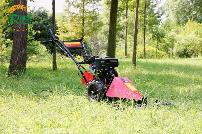 輕便小型農田除草機 果園修整荒草割草機