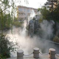 景区休闲场所高压喷雾降温设备