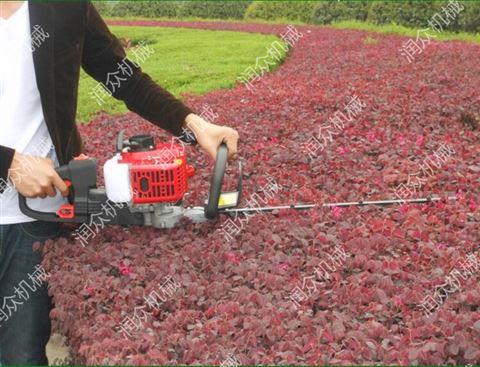 高枝綠籬剪枝機 汽油手提式花卉修剪機