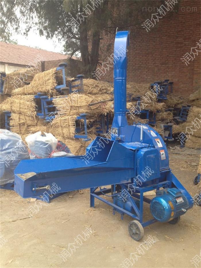 RZ FS-10-玉米秸秆铡草粉碎机 干青牛羊饲料揉丝机