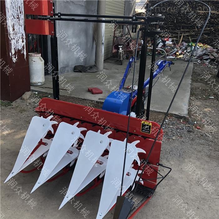 RZ GS-5-蕎麥谷物割曬機 辣椒秸稈收割機 小麥割倒機