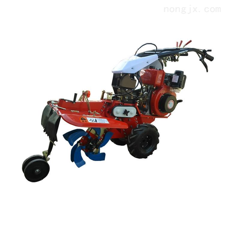 农业种植用田园管理机 大葱大姜起垄培土机
