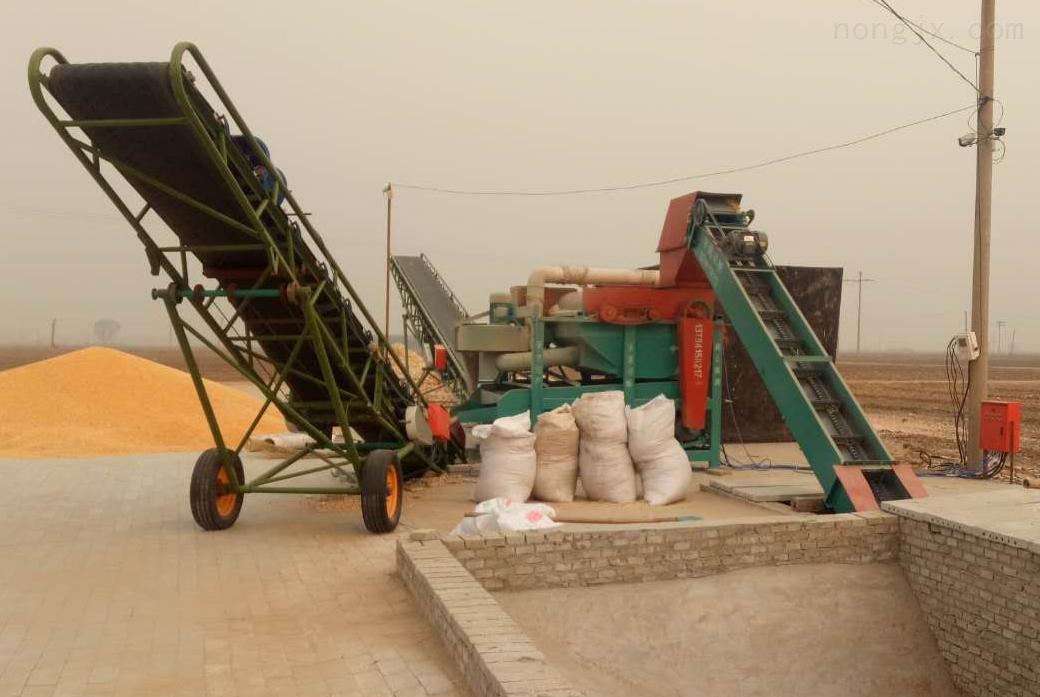 缅甸大型玉米脱粒机图片价格大全厂家直销