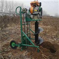 植树造林挖坑机 车载式植树打坑机图片