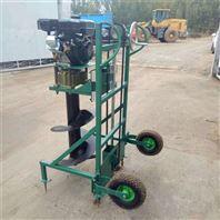 大直径挖坑种树机 便携式汽油挖坑机报价
