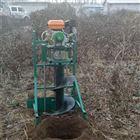 FX-WKJ园林植树轻便式打坑机 园林立柱挖坑机直销